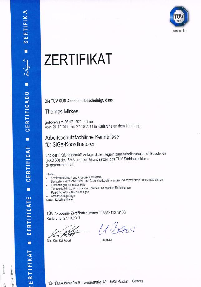 Zertifikat-SiGe-Anlage-B